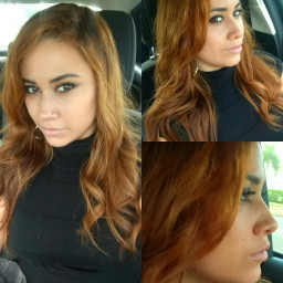 spanish jewish blondehair browneyes beautiful freetoedit