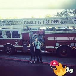 cute fireman firetruck vacation2016 vacationtrip