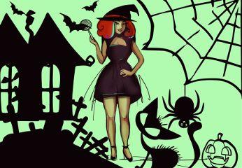 freetoedit remix halloween