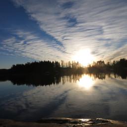 noedit reflection sunset dpcreflections
