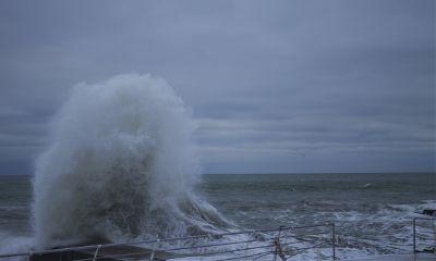sea storm wave freetoedit nature