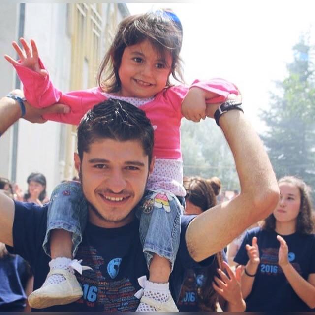 AGBU Discover Armenia Program 2016 at Vanadzor Orphanage #madewithpicsart #snapshot #agbu110