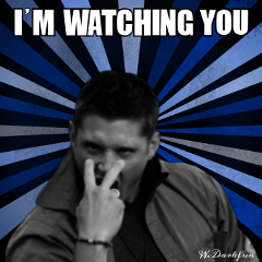 freetoedit myedit supernatural deanwinchester funnymeme