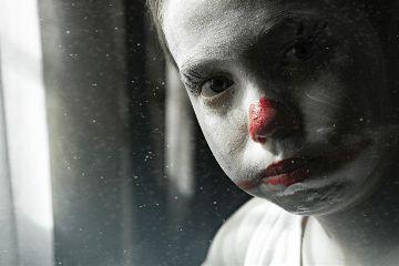 clown clownmakeup clownface