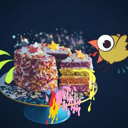 freetoedit cake cakepop birthdaycake cakedesign