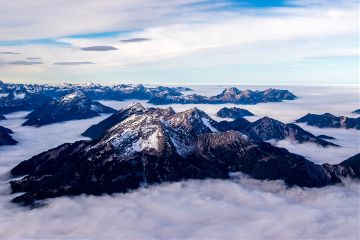 landscape nature mountains beautiful freetoedit