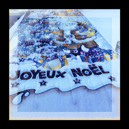 art picsart winter chocolat joyeuxnoel